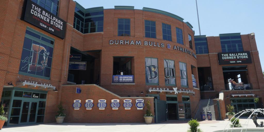 durham bulls stadium