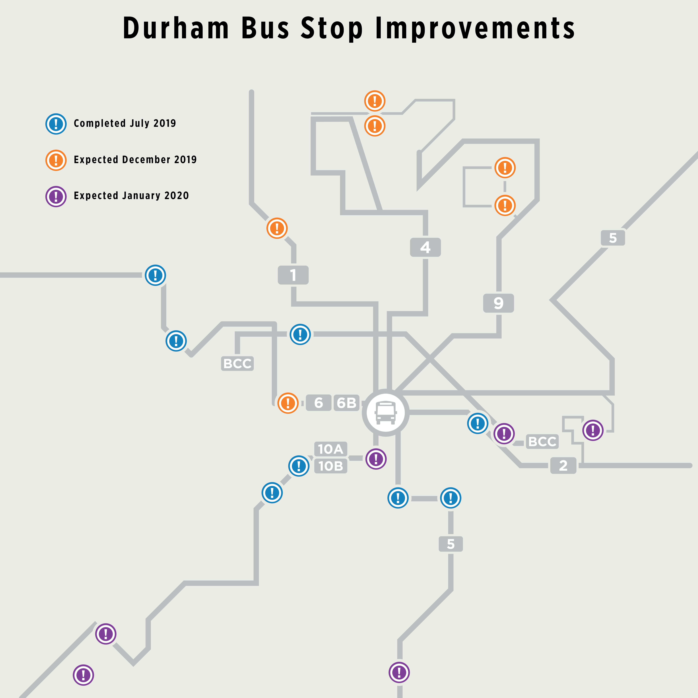 godurham bus stops 2019