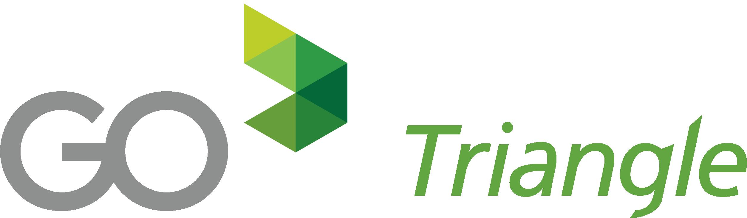 how to make logo triangle